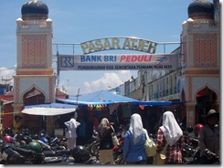 Pasar Aceh